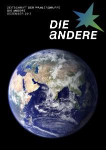 cover . Z E I T U N G